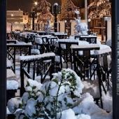 Le Havre sous la neige