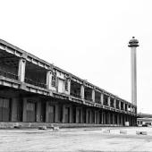 Vieux bâtiment industriel