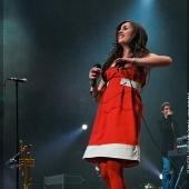 Olivia Ruiz invitée par Cali au Festival des Artefacts