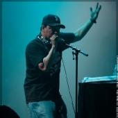 Mix Master Mike au festival des Artefacts