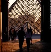 Passage vers le Louvre
