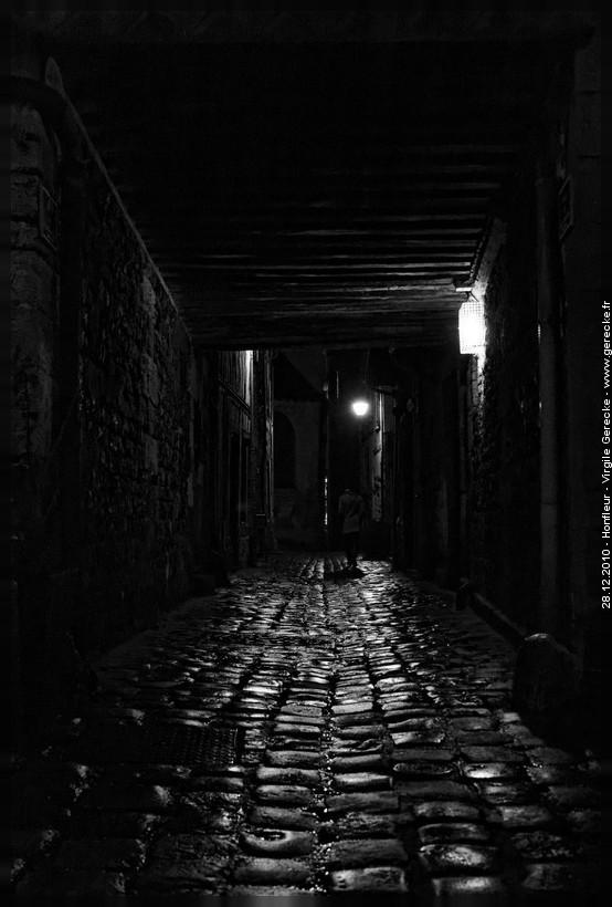 Ruelle sombre